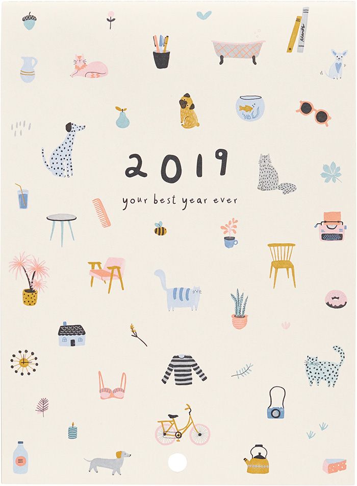 2019-Wall-Calendar-Secret-Santa-Gift-Ideas-Singapore