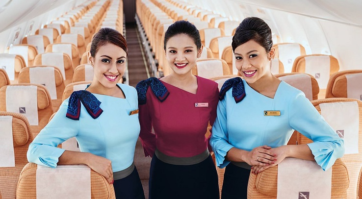 SilkAir cabin crew recruitment money kinetics