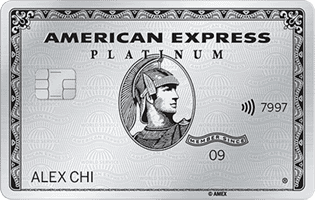 American Express The Platinum Card Money Kinetics Air Miles Cards