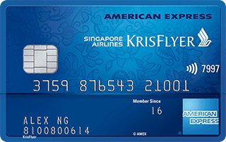 AMEX singapore-airlines-krisflyer-credit-card