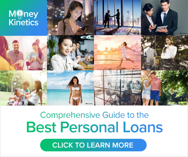 Money Kinetics Singapore Best Personal Loans