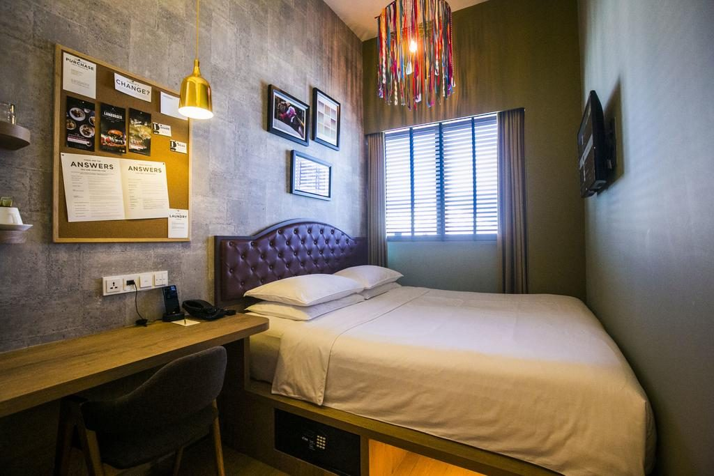 10 Wallet Friendly & Gram-Worthy Hotel Staycations In Singapore Under $150 Q Loft Hotel G Singapore