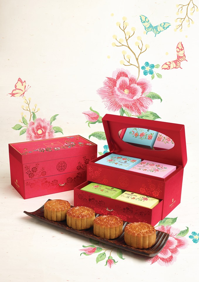 Shangri-La Hotel Singapore Mooncakes Money Kinetics