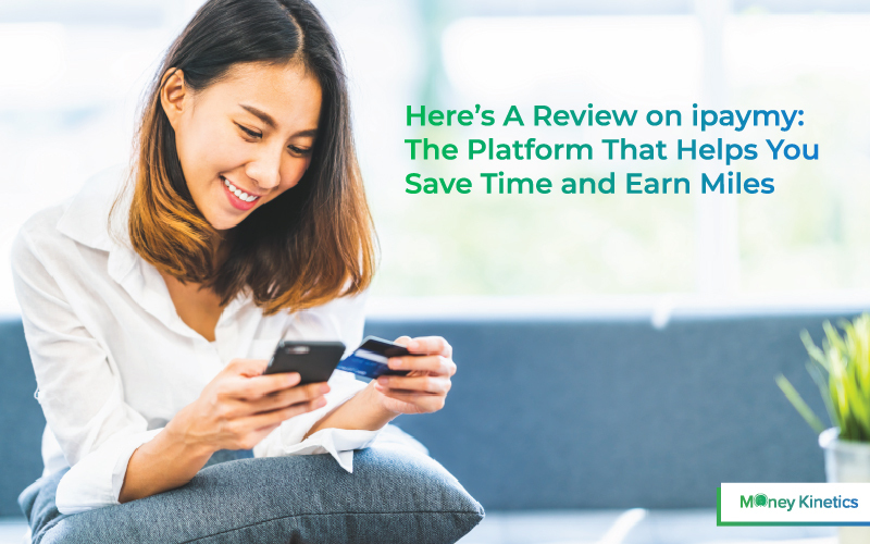 Here's A Review on ipaymy The Platform That Helps You Save Time and Earn Miles