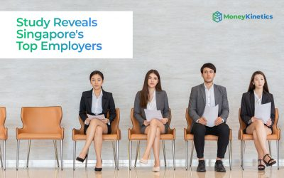 Study Reveals Singapore's Top Employers