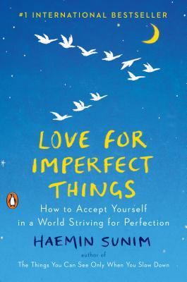 Love for imperfect things Haemin Sunim best gift idea Singapore