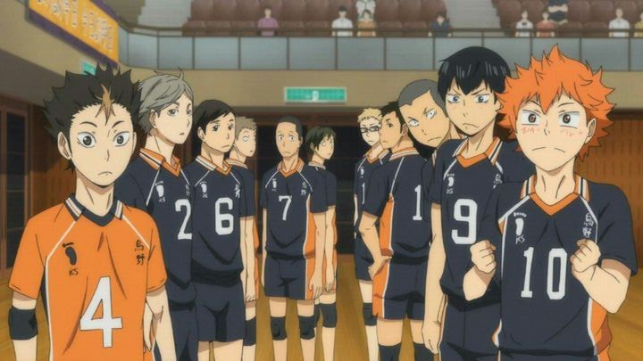 Haikyuu Anime Best Anime To Watch