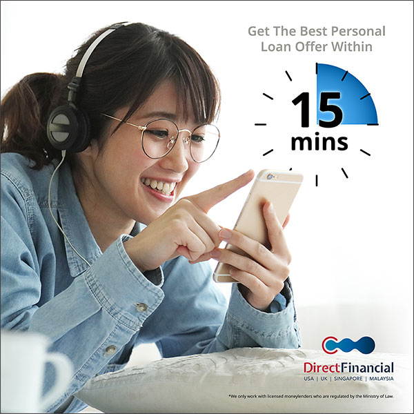 Direct Financial Banner