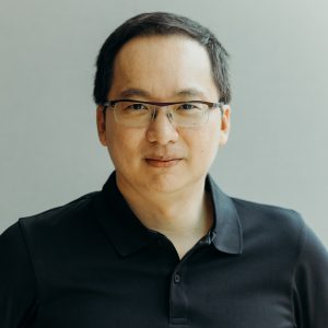 Freddy Lim StashAway CIO and Co-Founder